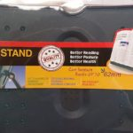 Actto BST-09 Portable Reading Stand (Retail Packaging)