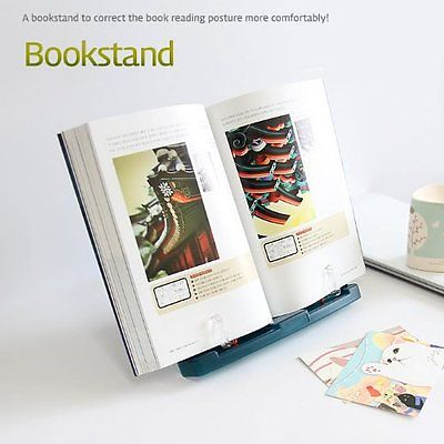 Actto Portable Book Stand and Document Holder