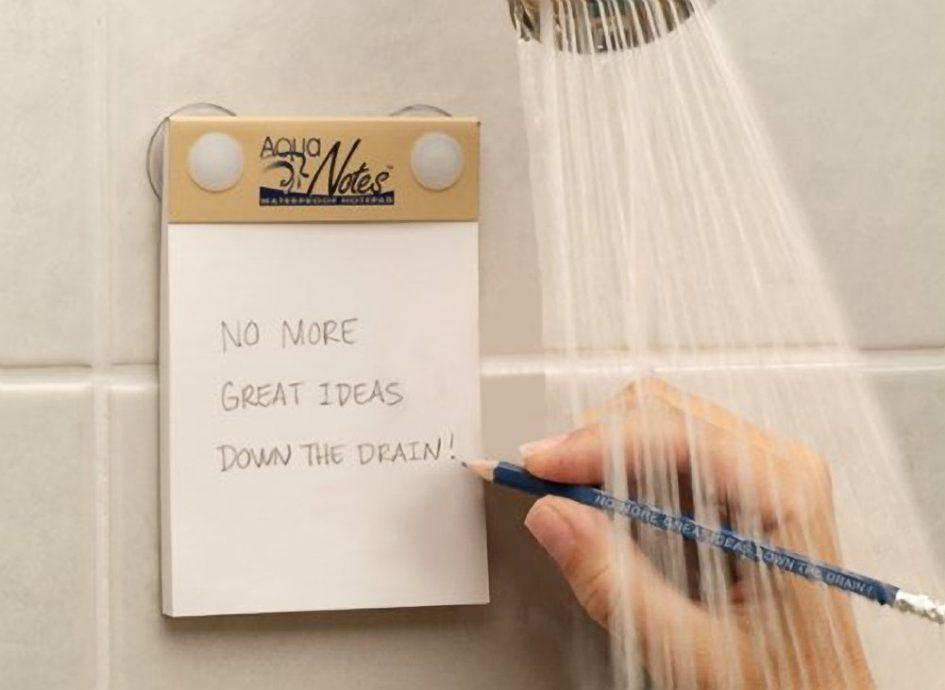 AquaNotes Waterproof Paper and Pencil