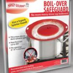 Boil-Over Safeguard Silicone Lid - Package