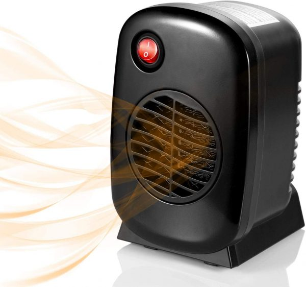 Brightown Mini Desktop Space Heater