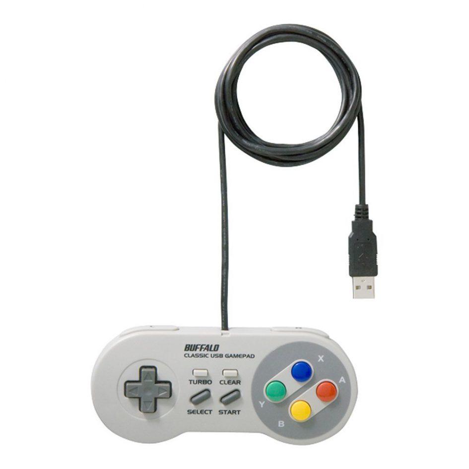 Buffalo Classic Gamepad USB Cable