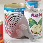 Amco Can Strainer - With Cans