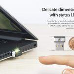 Compact Mini USB Fingerprint Reader - PQI My Lockey