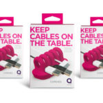Cordies - Keep Cables on the Table