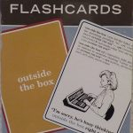 Corporate Flashcards by Knock Knock - Front of Box