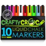 Crafty Croc - 10 Liquid Chalk Markers