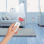 Etekcity Wireless Remote Control Electrical Outlet Switch and Remote
