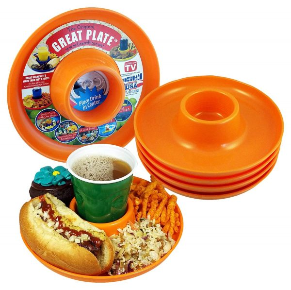 Great Plate - Food and Beverage Plate