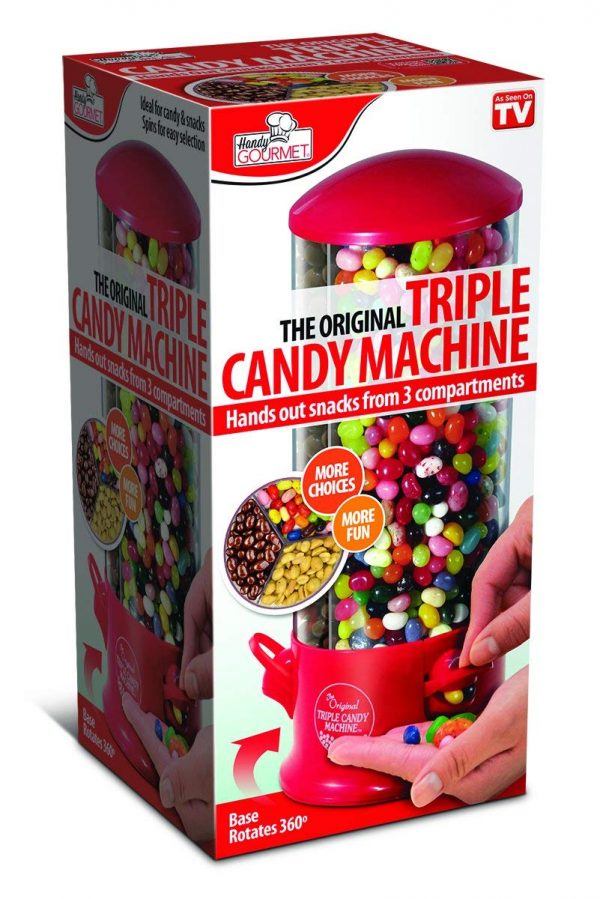 Handy Gourmet Original Triple Candy Machine - Retail Box
