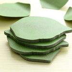 Leaf Sticky Notes - 4 Pads