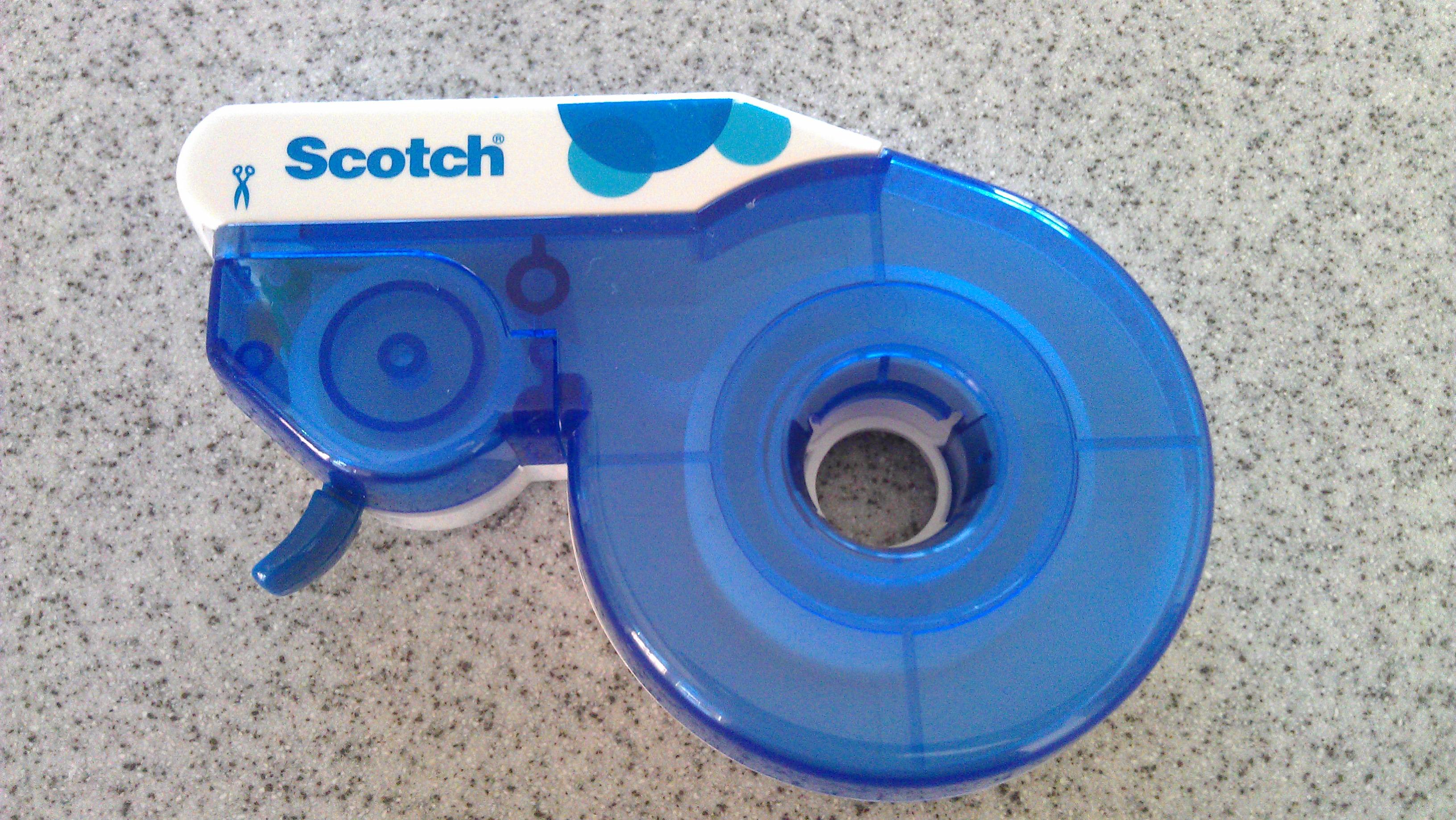scotch tape holder sort