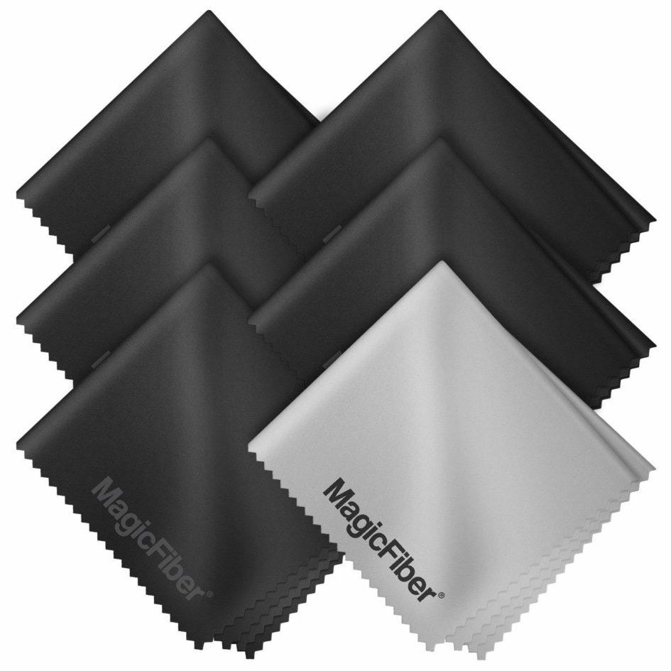 MagicFiber MicroFiber Cleaning Cloths (6 Pack)