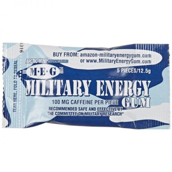 12.5g Packet of Arctic Mint MEG