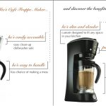 Features of the Mr. Coffee Frappe Maker
