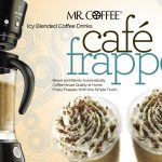 Mr. Coffee Frappe Maker Poster