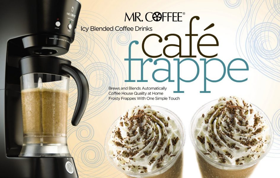 Mr Coffee Bvmc Fm1 20 Ounce Frappe Maker Buy Something Cool