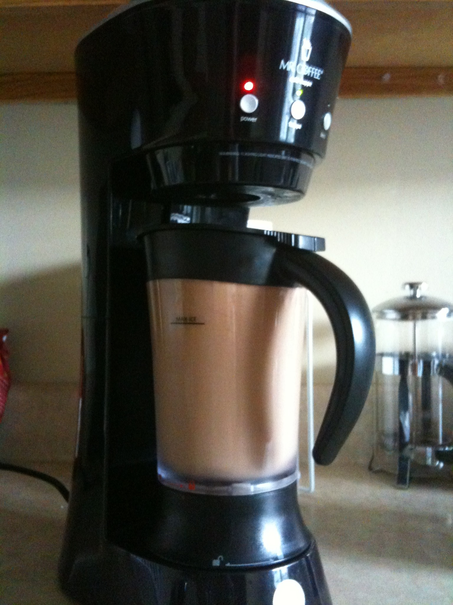 Coffee Maker Demonstrations : Mr. Coffee BVMC-FM1 20-Ounce Frappe Maker - Buy Something Cool