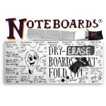 Noteboards DryErase Pocket Size Folded Out