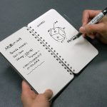 Nu Board Portable Whiteboard Notebook - Memo Size