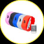 Pavlok Wristband Color Options