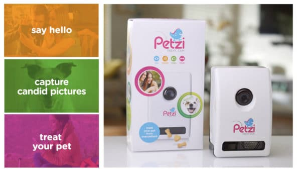 Petzi Treat Cam and Dispenser