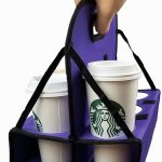 Portable 6 Cup Drink Carrier by TheBiker