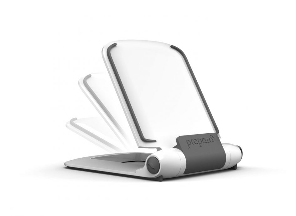 Prepara IPrep Stand - Adjusting the Angle
