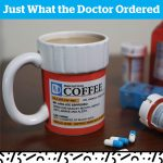 Prescription Coffee Mug by Big Mouth