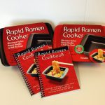 Rapid Ramen Cooker Cookbooks