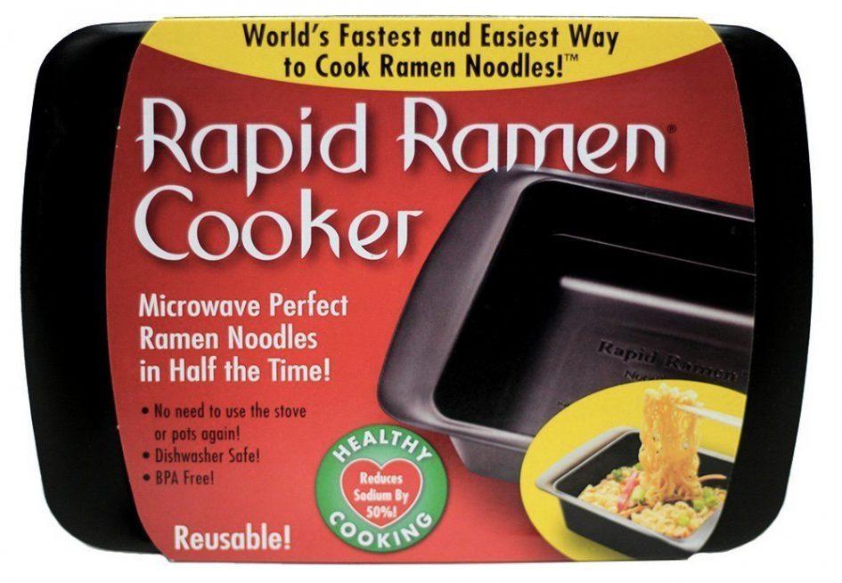 Rapid Ramen Cooker Retail Box Front