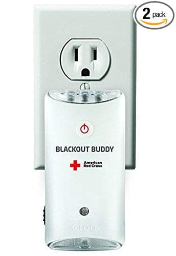 Red Cross Blackout Buddy - 2 Pack