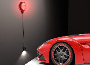 STKR Concepts - Parking Sensor Traffic Light
