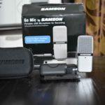Samson Go Portable USB Microphone - Packaging