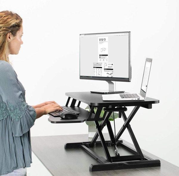 Standing Desk Riser Converter
