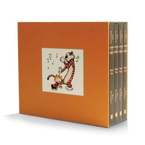 The Complete Calvin and Hobbes Box Set Collection
