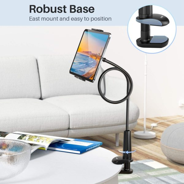 Tryone Gooseneck Tablet and Phone Mount Holder
